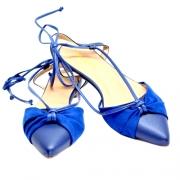 Sapatilha Primavera Azul
