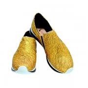 Tênis Glitter Ouro