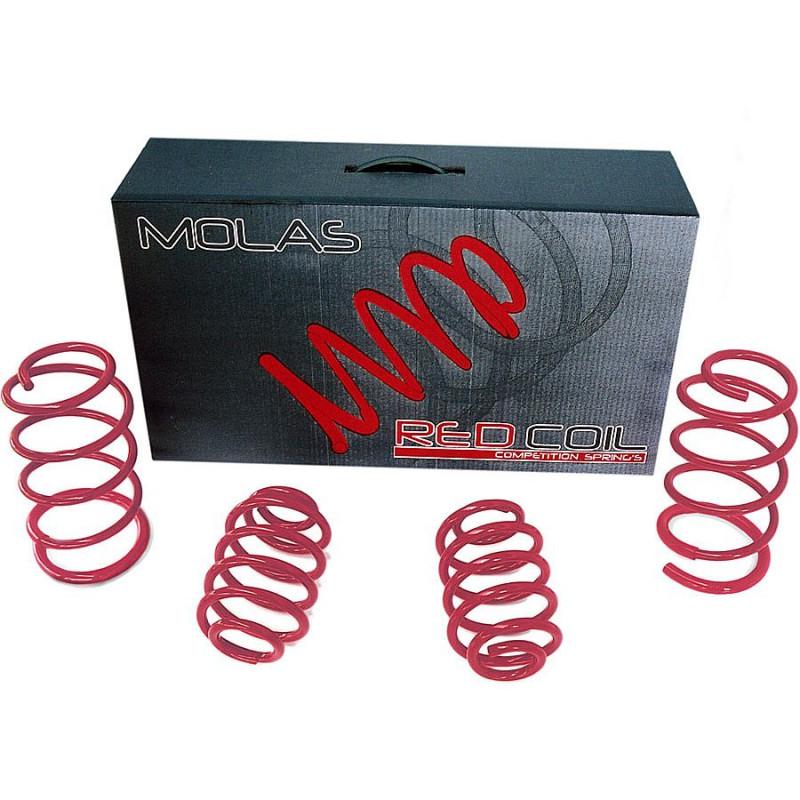 Kit Molas Esportivas Red Coil - Fiat Uno Novo 1.4 2010/... RC-141