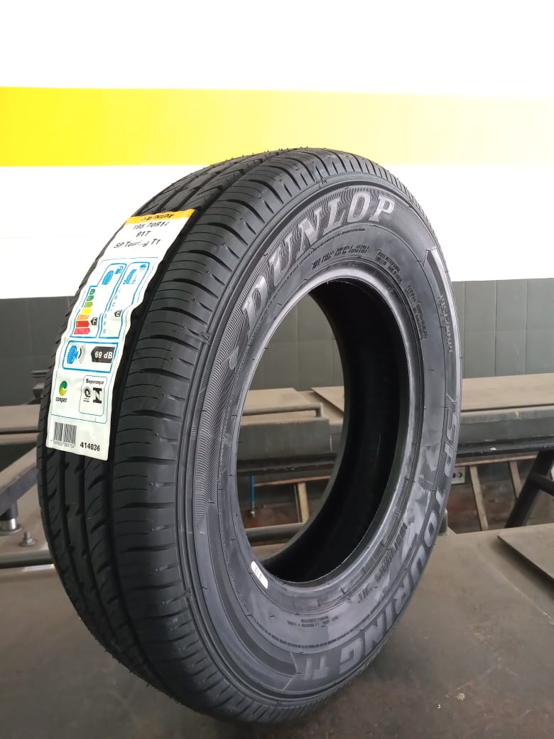 Pneu Dunlop 195/70R14 91T SP TOURING T1 JP EV