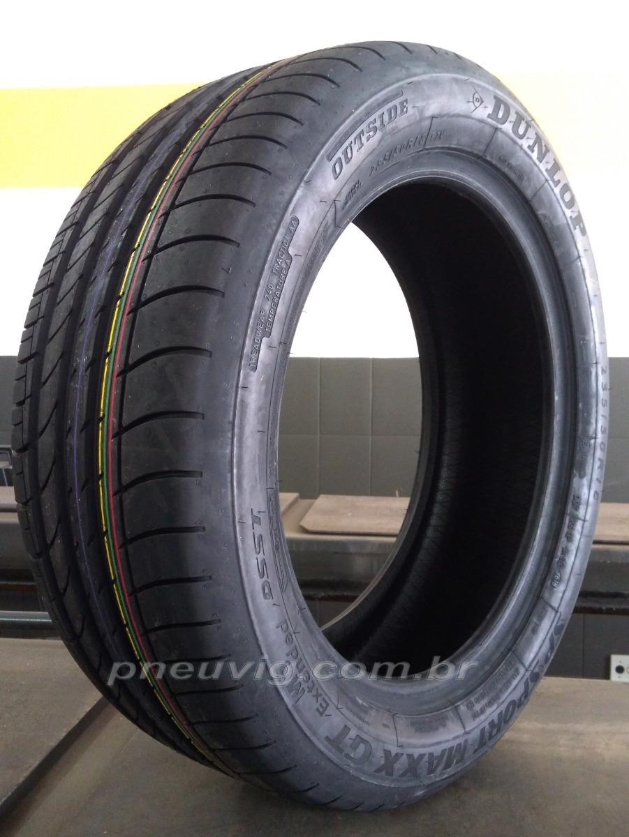 Pneu Dunlop 235/50R18 97V Sport Maxx GT OE Runflat Original Mercedes Benz GLA200