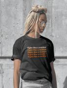 Tradicional Fight (t-shirt preta)