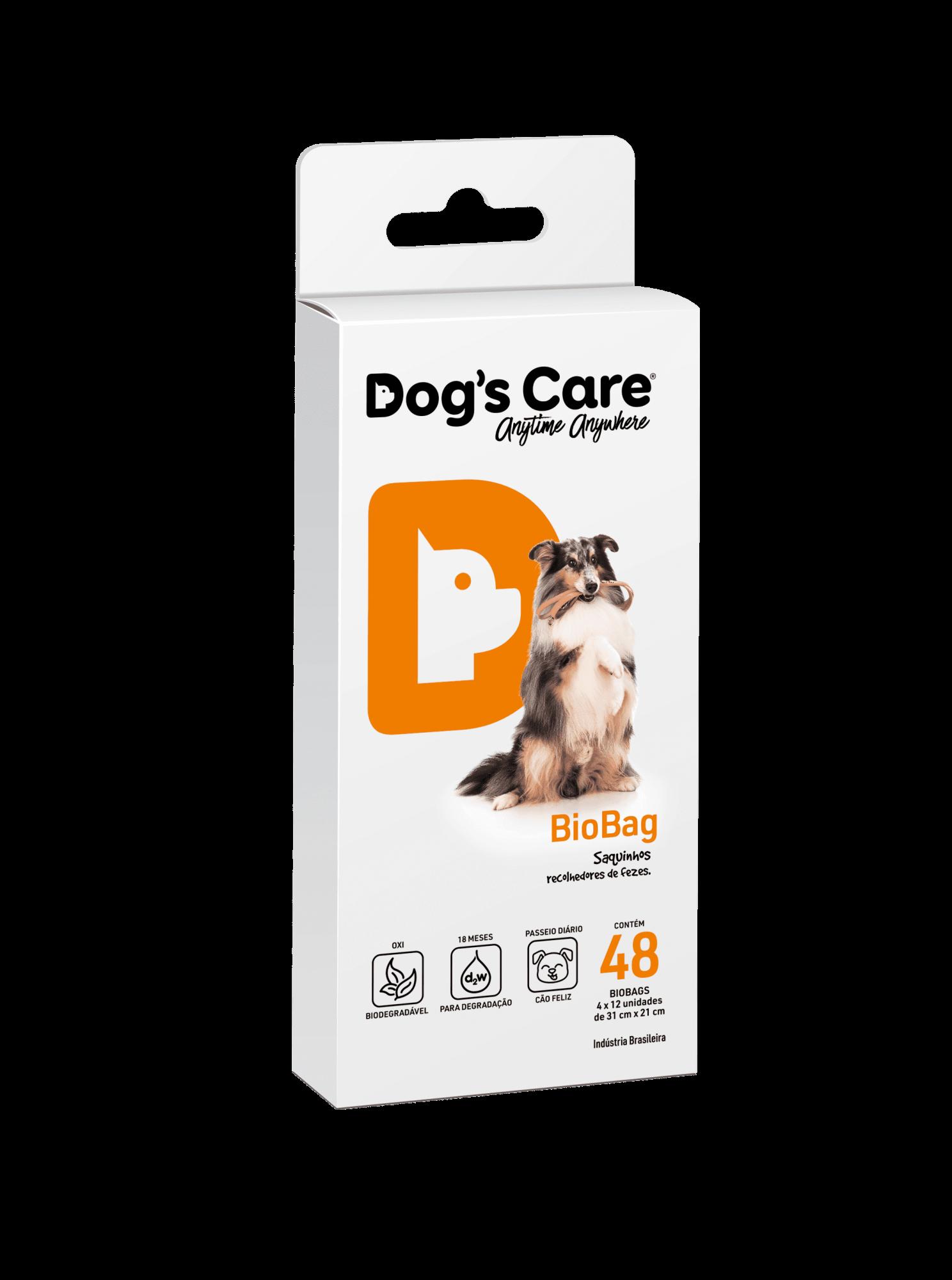 Biobag Refil Coletor de Fezes Dog's Care