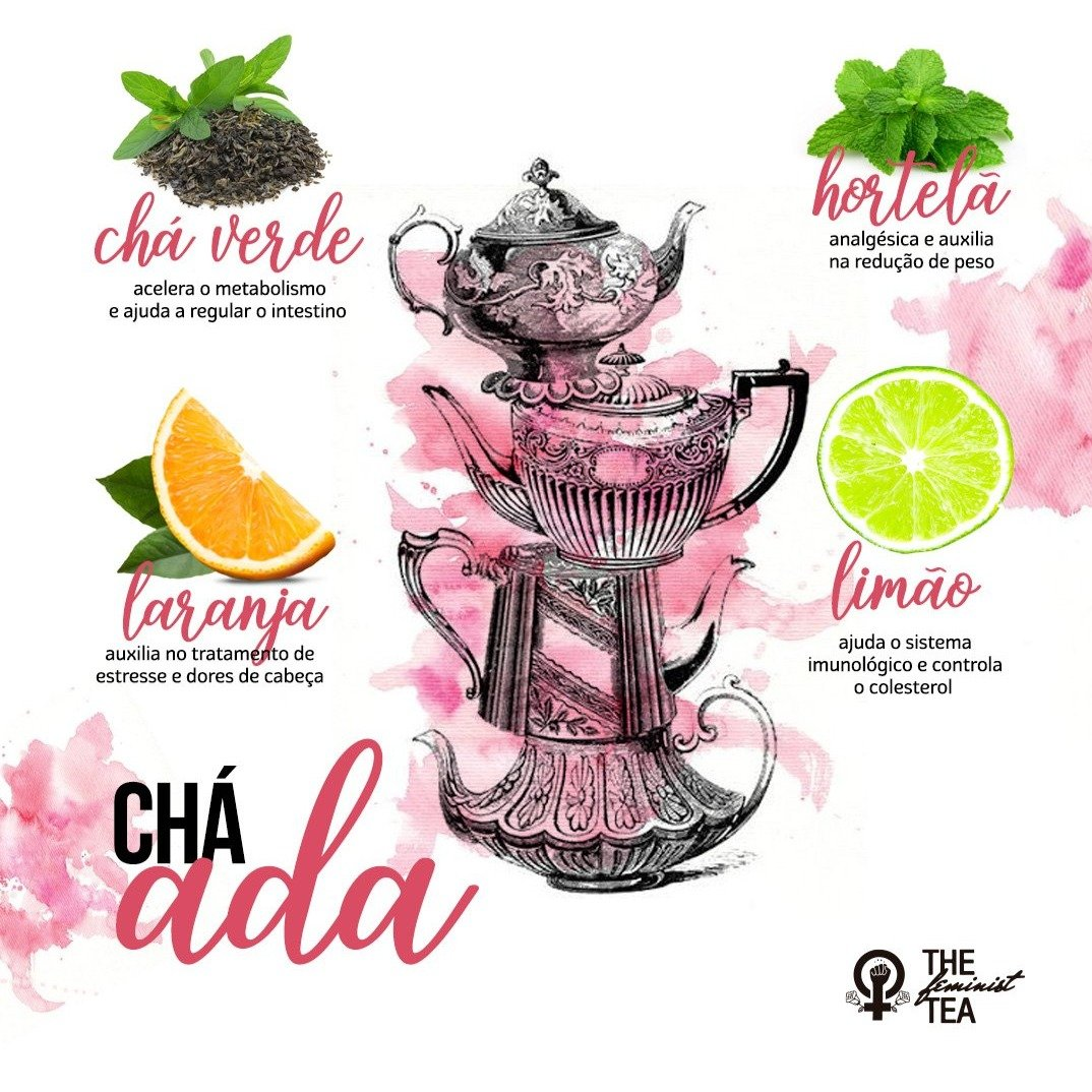 Chá Ada Lovelace