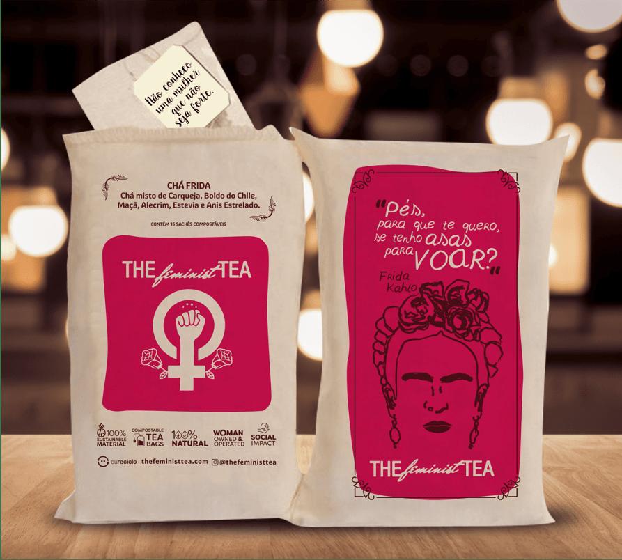 Chá Frida