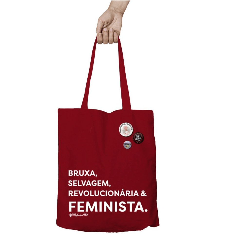 Ecobag Bruxona Bag