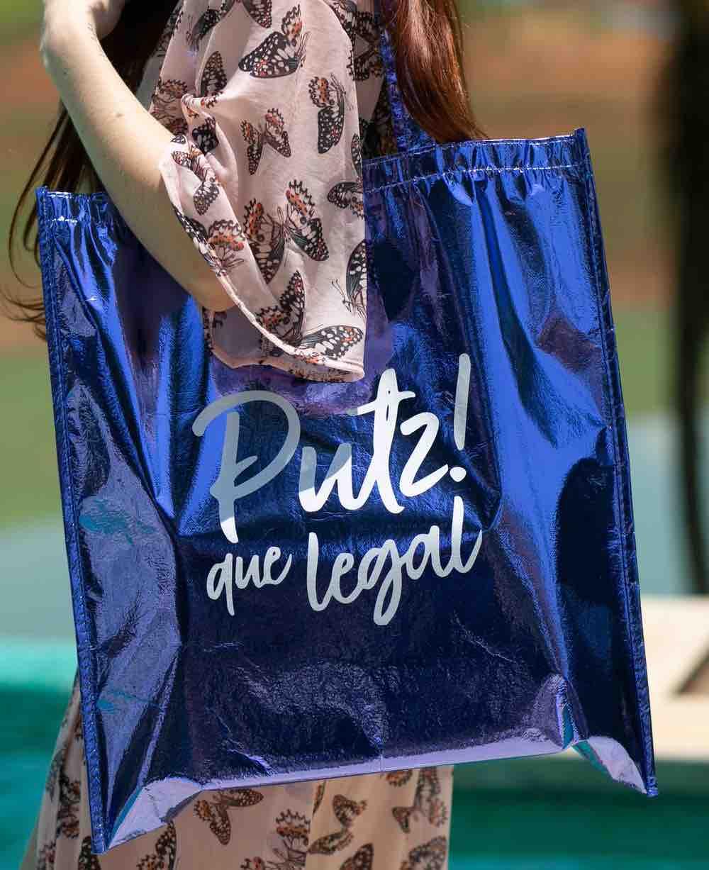 SACOLA PUTZ! QUE LEGAL