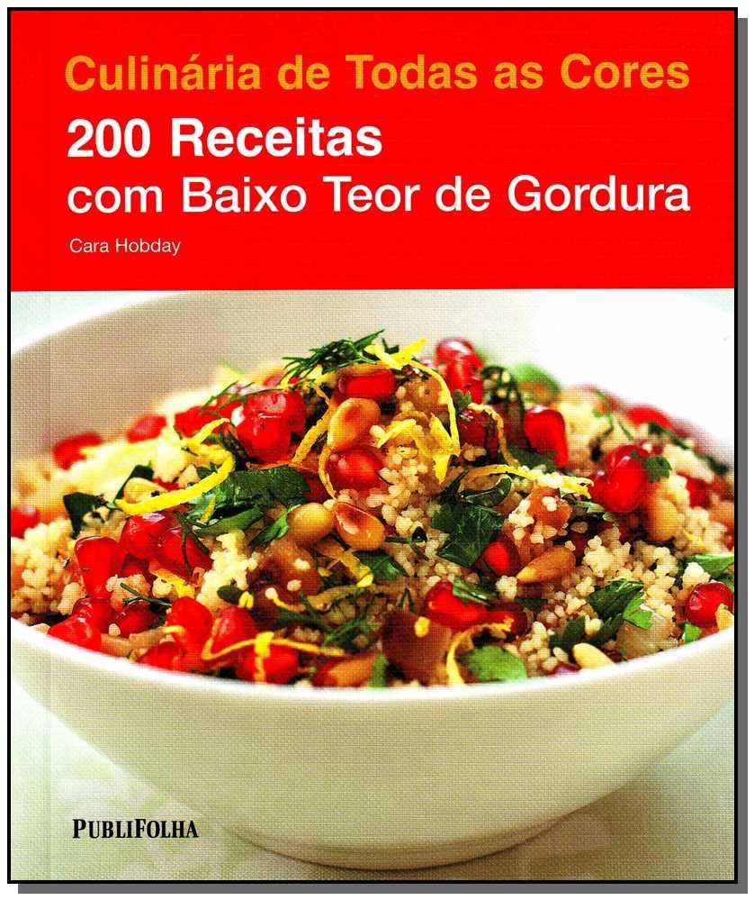 200 RECEITAS - BAIXO TEOR DE GORDURA