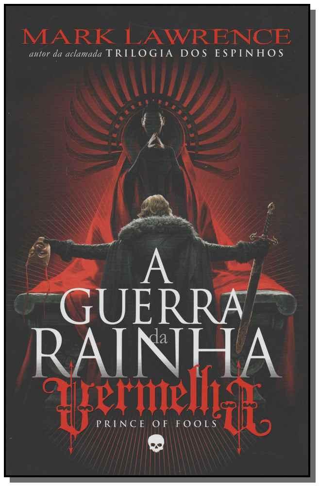 A GUERRA DA RAINHA VERMELHA - VOL. 1: PRINCE OF FOOLS