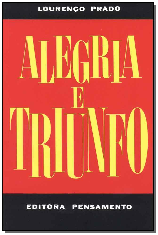 ALEGRIA E TRIUNFO