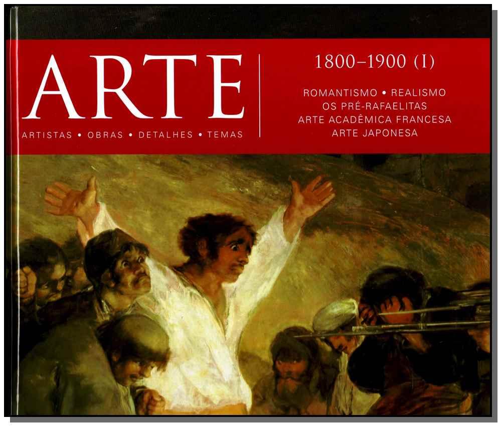 ARTE - 1800 - 1900 ( I ) ROMANTISMO . REALISMO