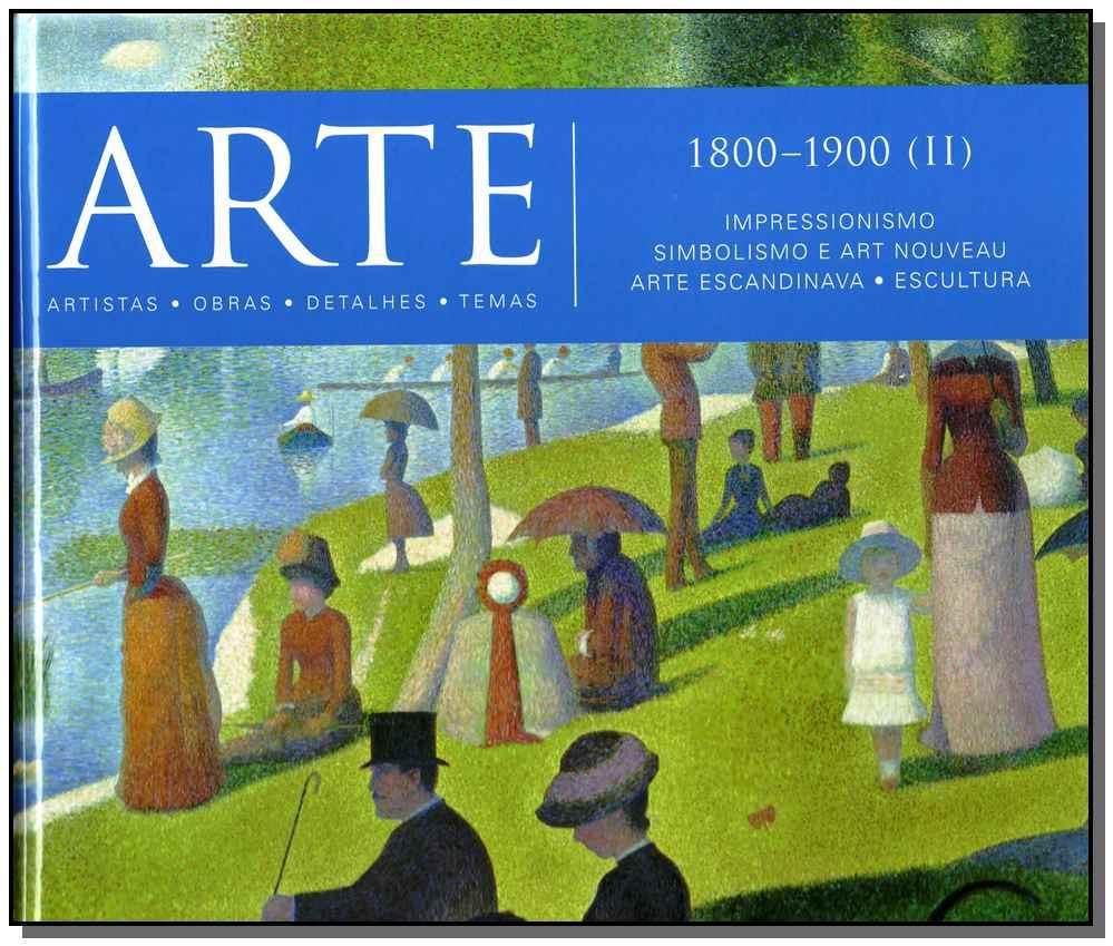 ARTE - 1800 - 1900 ( II ) IMPRESSIONISMO
