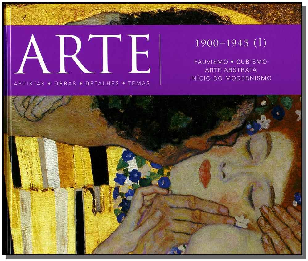 ARTE - 1900 - 1945 ( I ) FAUVISMO . CUBISMO