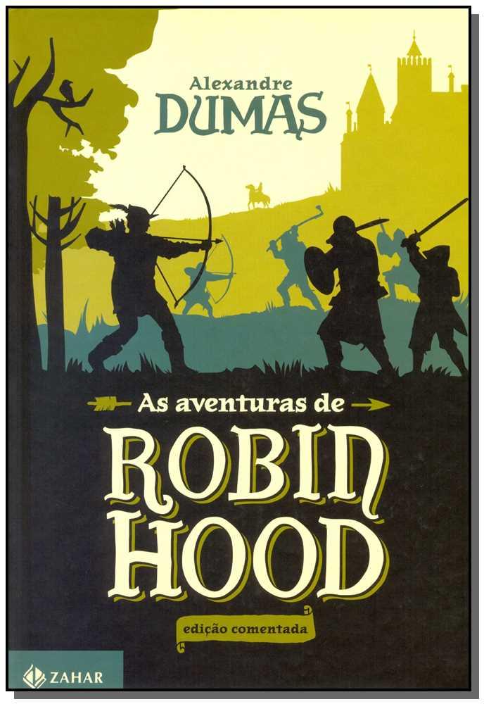 AVENTURAS DE ROBIN HOOD, AS - ED. COMENTADA