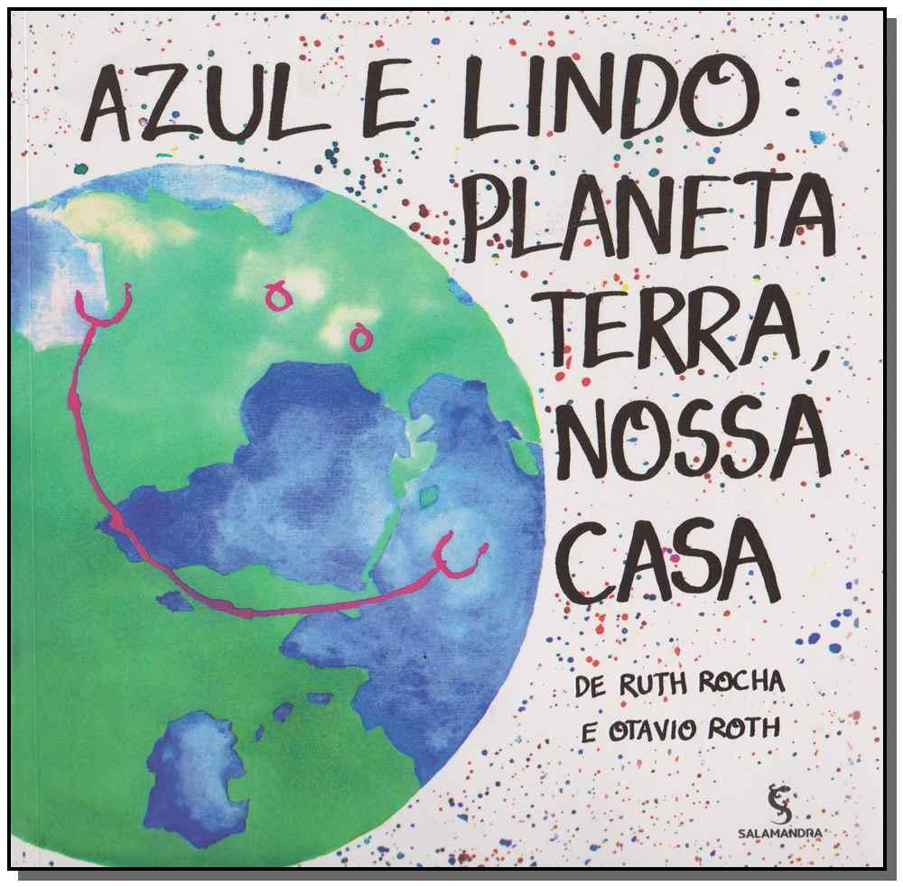 AZUL E LINDO PLANETA TERRA 16/ED3
