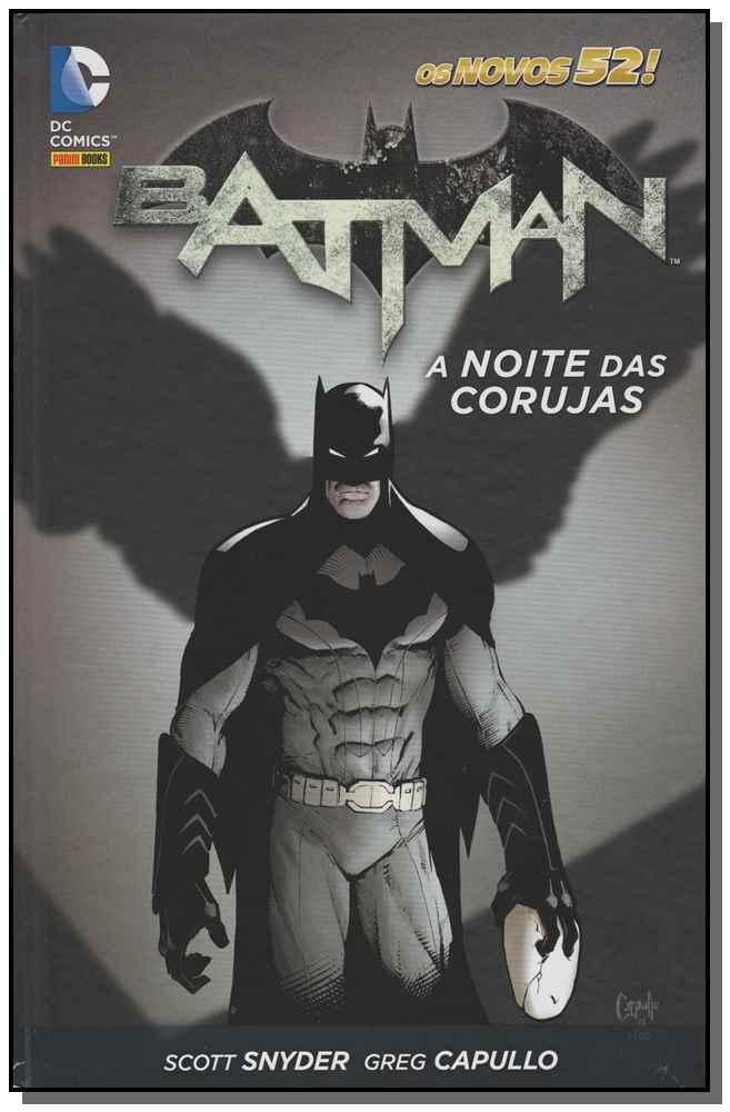 BATMAN: A NOITE DAS CORUJAS