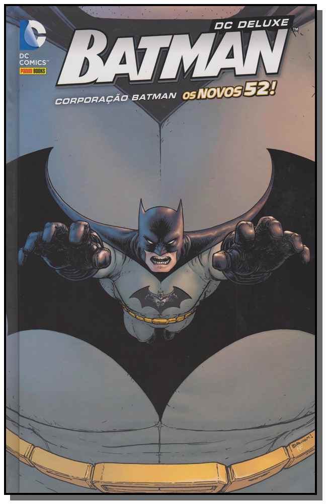 BATMAN CORPORAÇÃO 02
