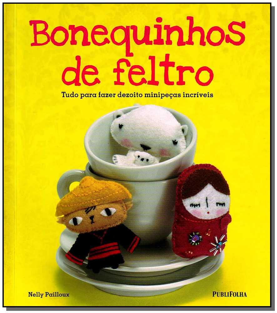 BONEQUINHOS DE FELTRO