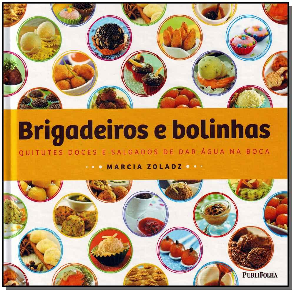 BRIGADEIROS E BOLINHOS