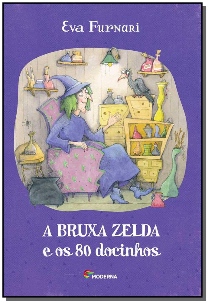 BRUXA ZELDA E OS 80 DOCINHOS, A