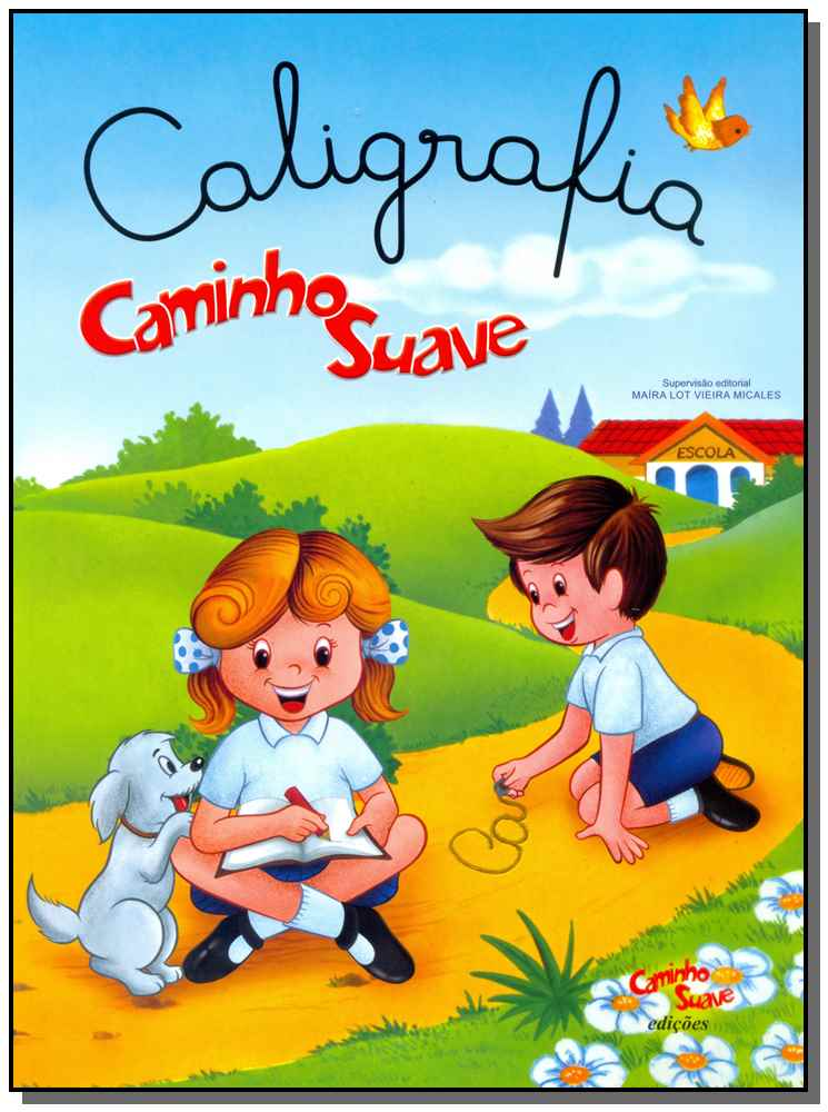 CALIGRAFIA CAMINHO SUAVE