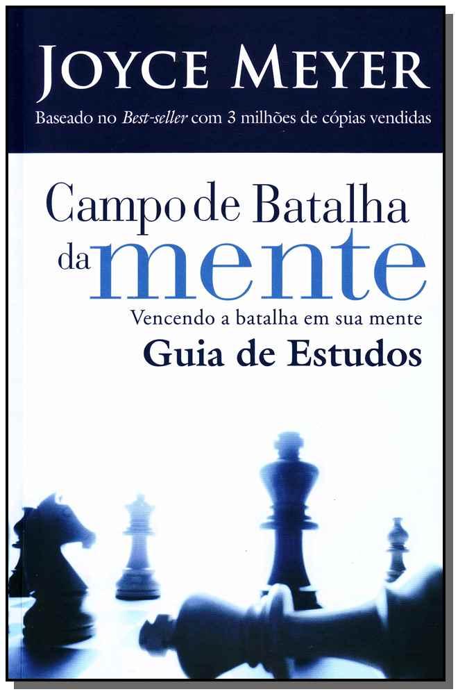 CAMPO DE BATALHA DA MENTE - GUIA DE ESTUDOS