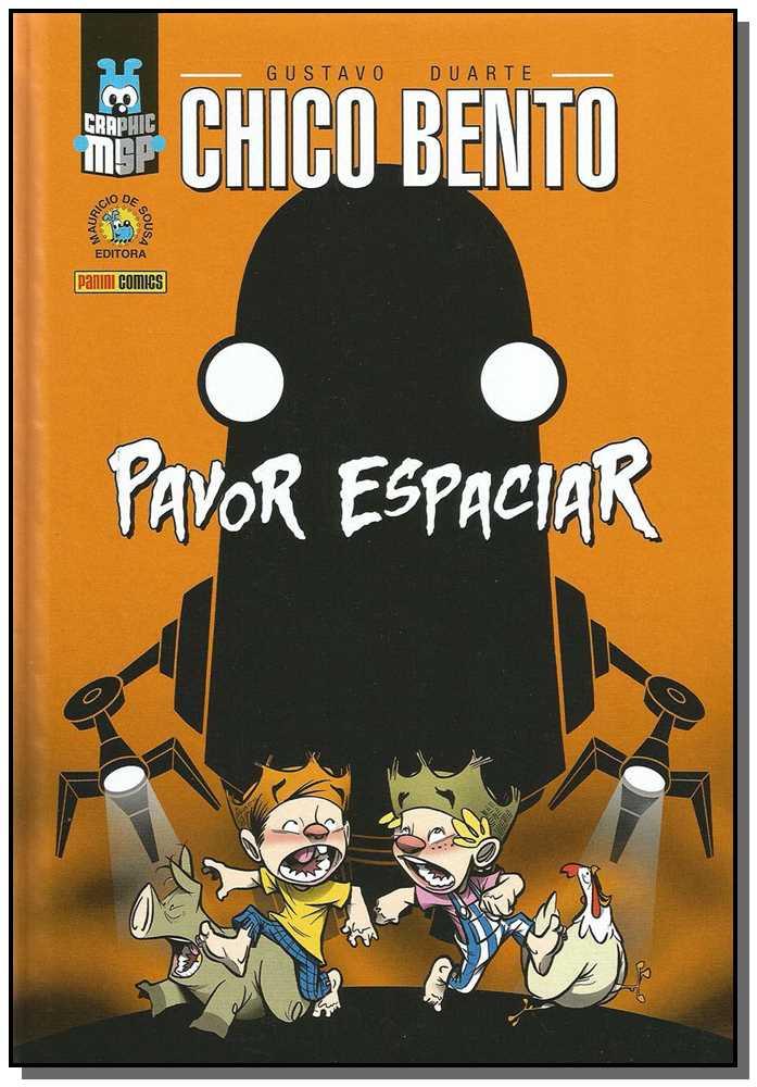 CHICO BENTO: PAVOR ESPACIAR
