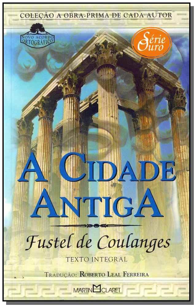 CIDADE ANTIGA, A  SERIE OURO 2