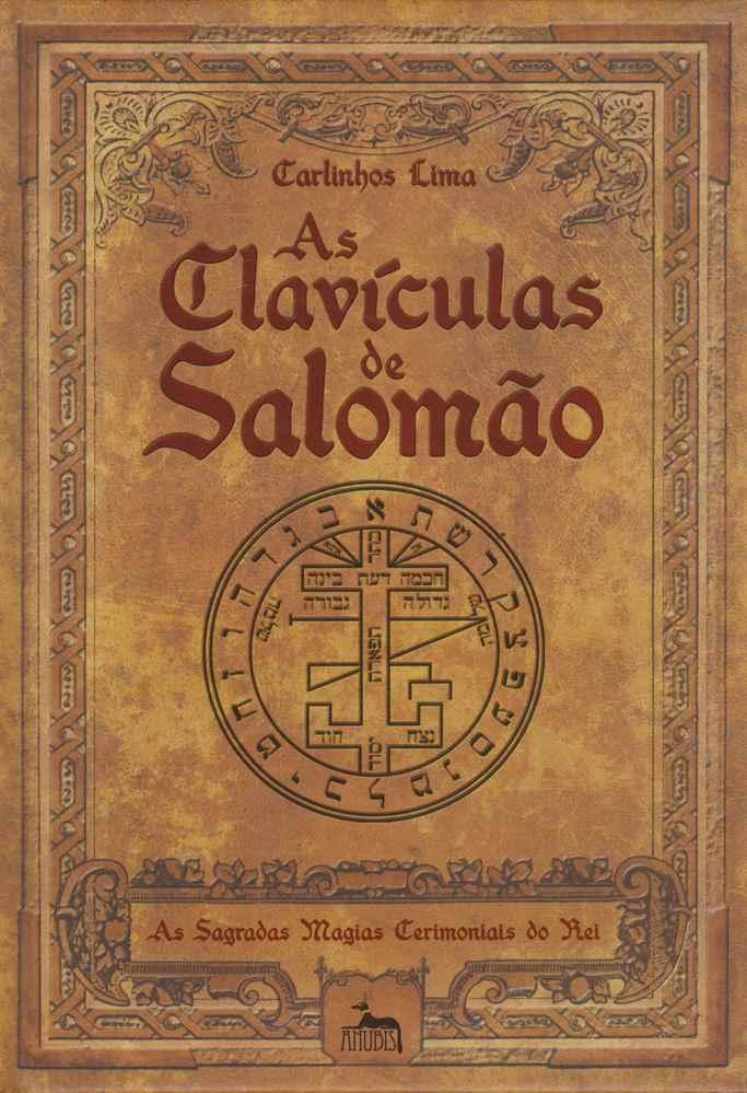 CLAVICULAS DE SALOMAO, AS