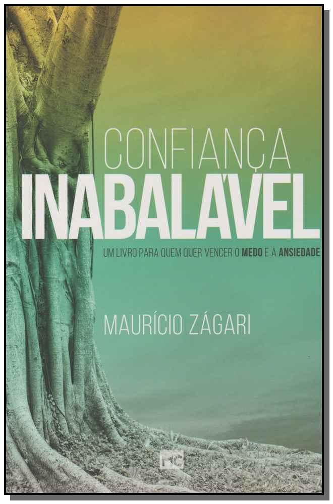 CONFIANÇA INABALÁVEL