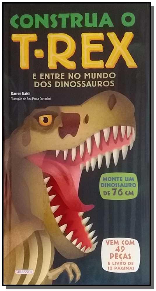 CONSTRUA O T-REX