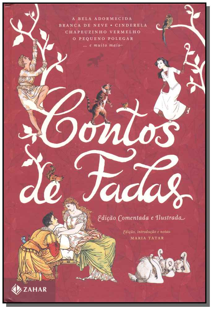 CONTOS DE FADAS - EDICAO COMENTADA (CAPA DURA)