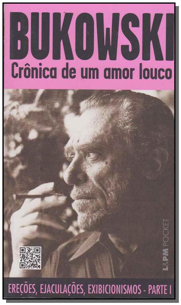 CRONICA DE UM AMOR LOUCO - BOLSO