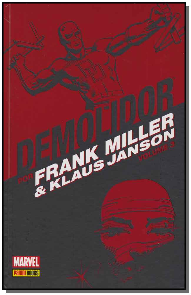 DEMOLIDOR POR FRANK MILLER & KLAUS JANSON VOL. 3