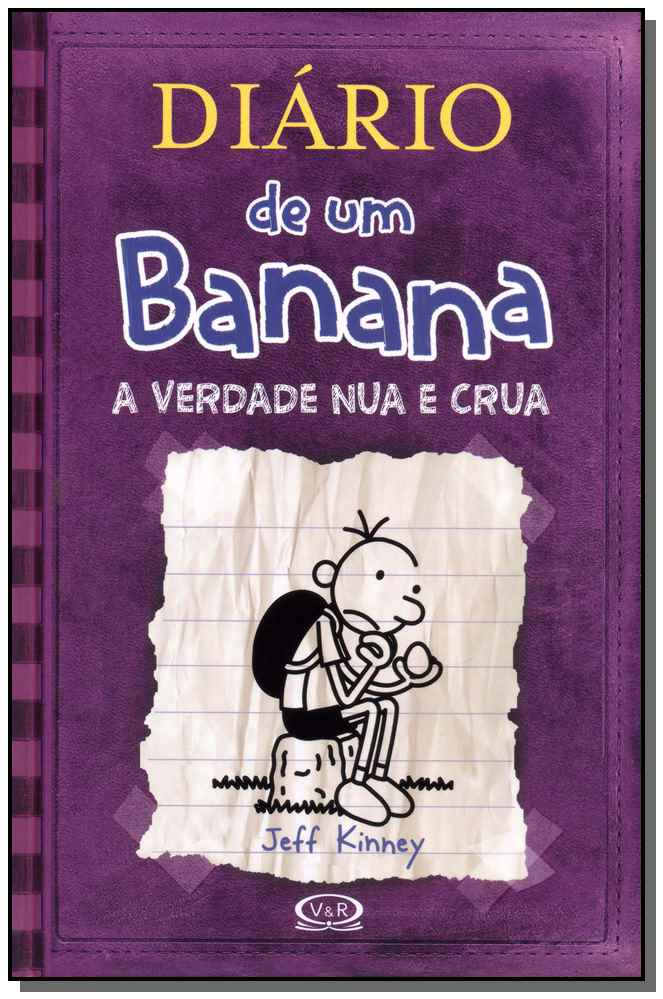 DIÁRIO DE UM BANANA 5: A VERDADE NUA E CRUA