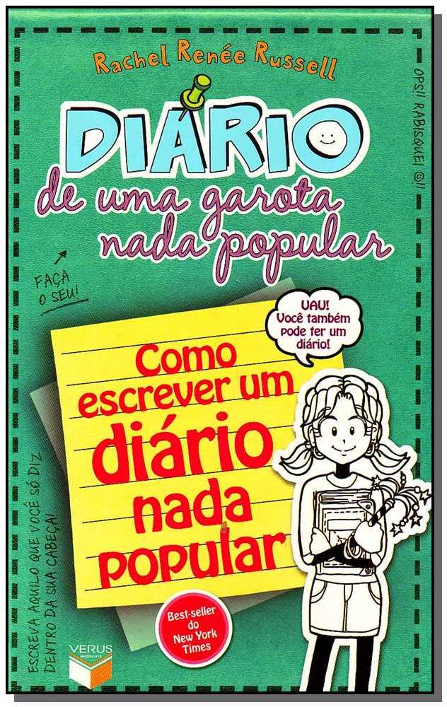 DIÁRIO DE UMA GAROTA NADA POPULAR 3 ½