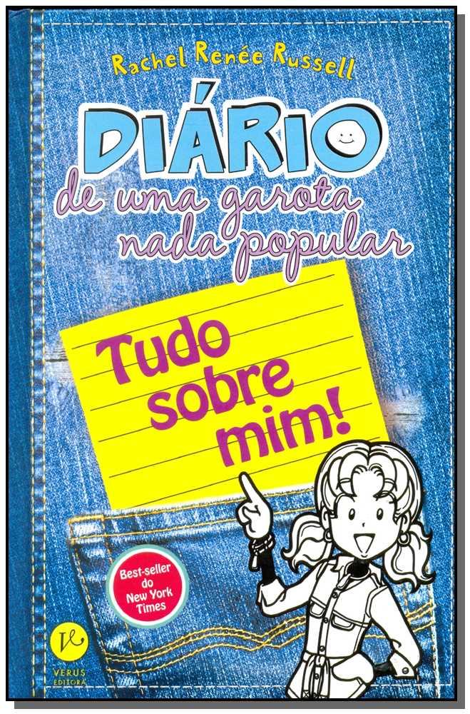 DIÁRIO DE UMA GAROTA NADA POPULAR 6 ½