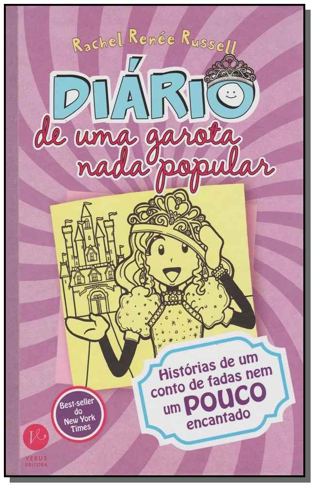 DIÁRIO DE UMA GAROTA NADA POPULAR 8