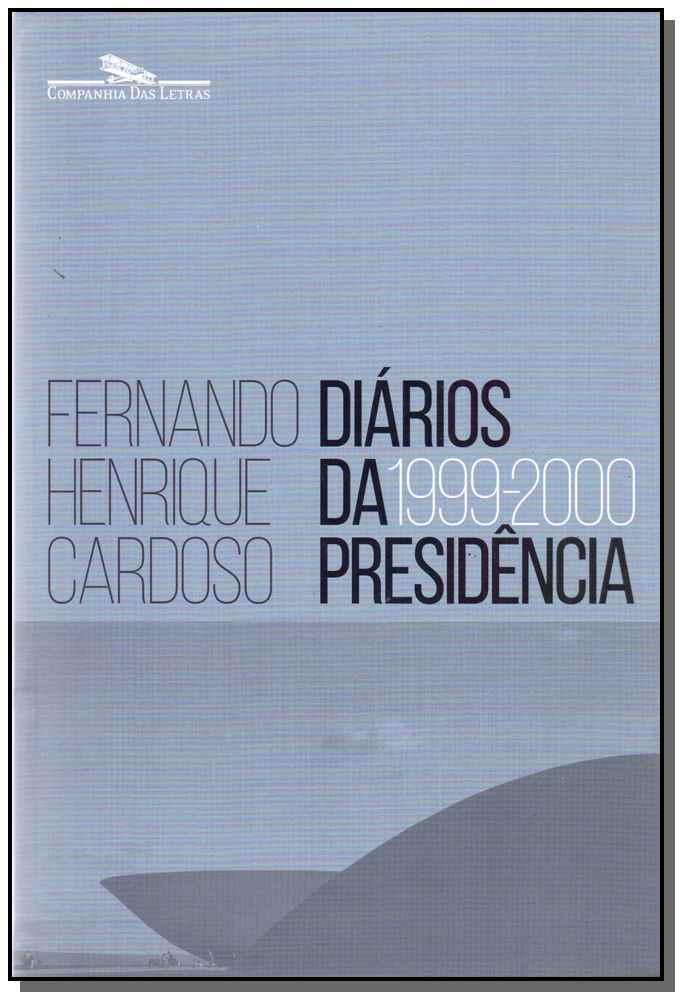 DIARIOS DA PRESIDENCIA 1999-2000 - VOL.3