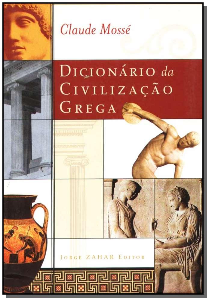 DICIONARIO DA CIVILIZACAO GREGA