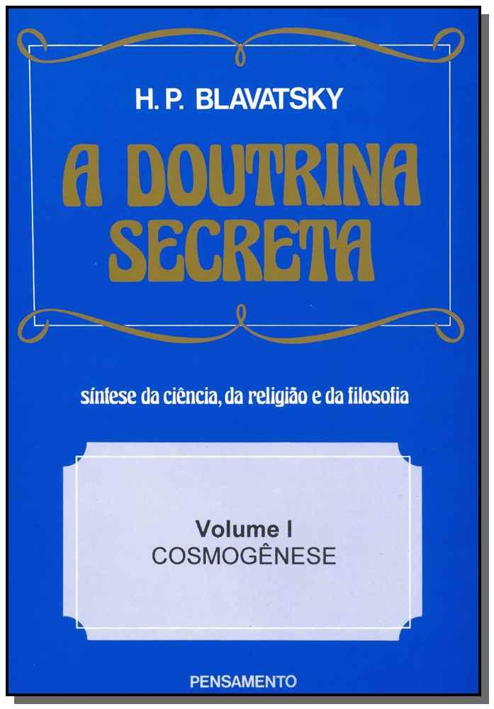 DOUTRINA SECRETA (A) - VOL. I