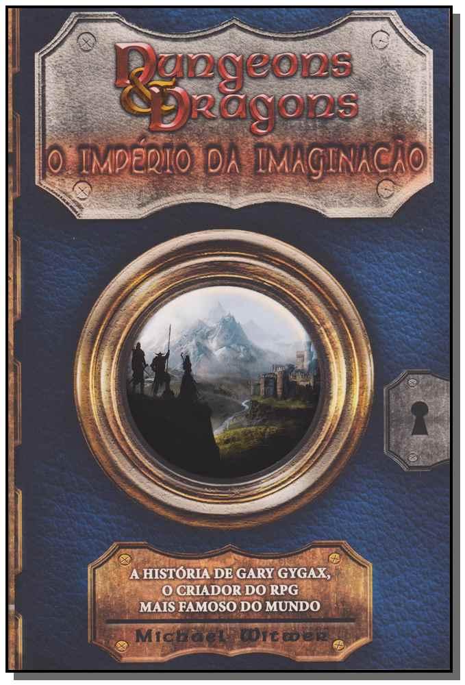 DUNGEONS & DRAGONS: O IMPÉRIO DA IMAGINAÇÃO
