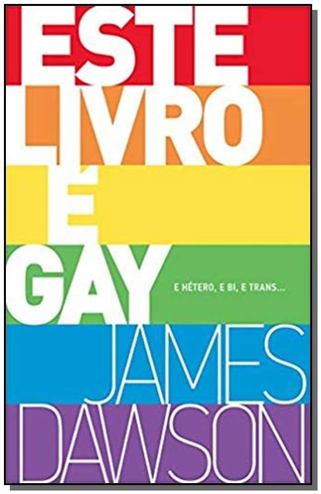 ESTE LIVRO É GAY