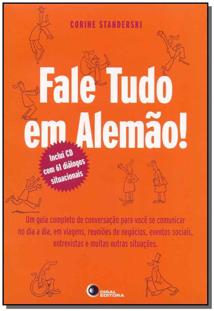 FALE TUDO EM ALEMÃO!