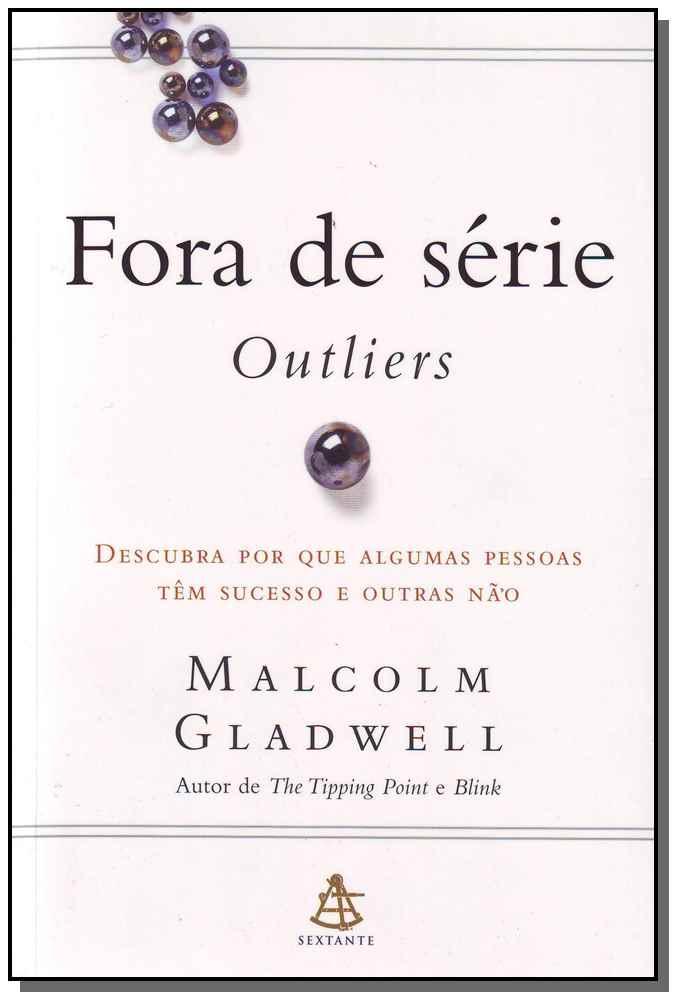FORA DE SÉRIE - OUTLIERS