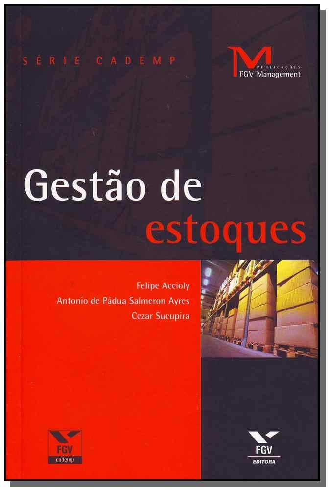 GESTAO DE ESTOQUE - SERIE CADEMP