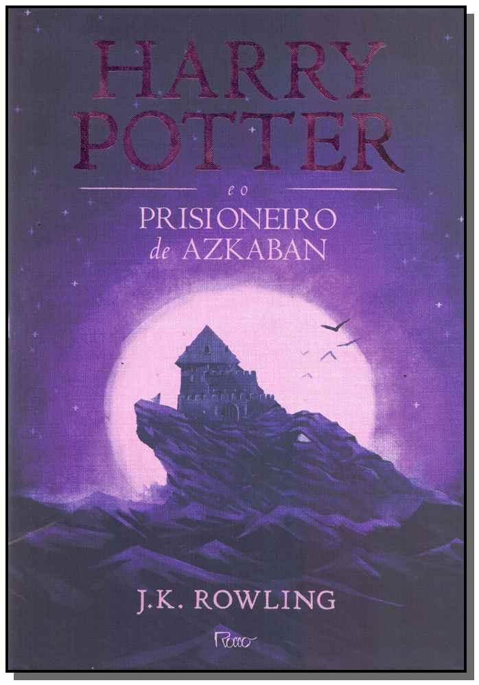HARRY POTTER - V.03 - PRISION.ASKABAN - CAPA DURA