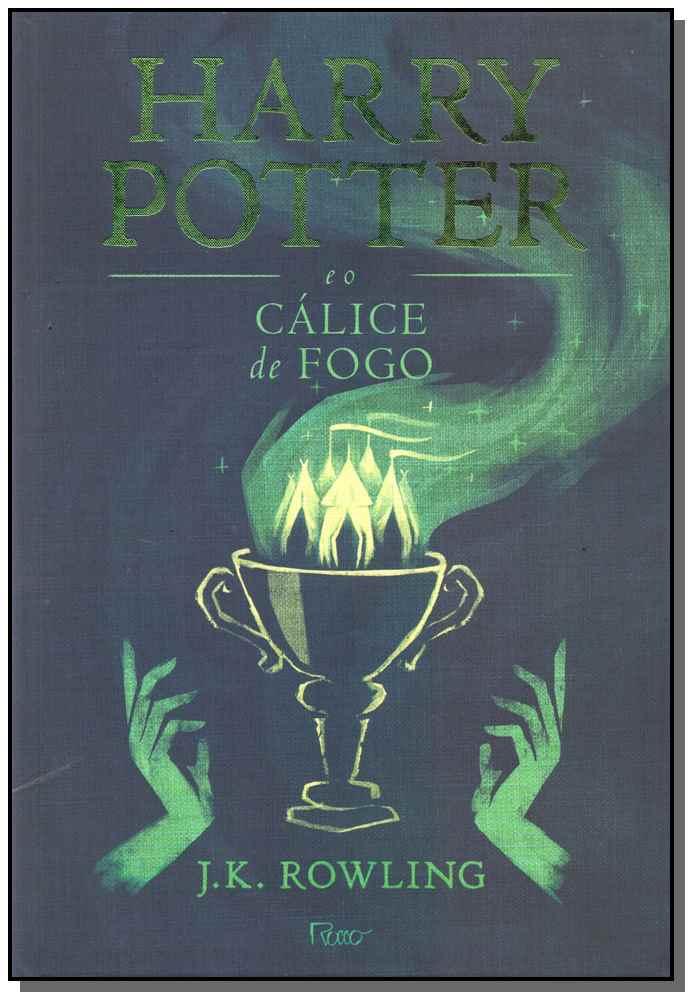HARRY POTTER - V.04 - O CALICE DE FOGO - CAPA DURA