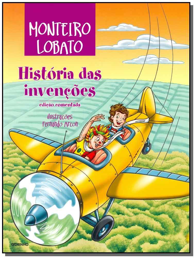HISTORIA DAS INVENCOES - ED. COMENTADA