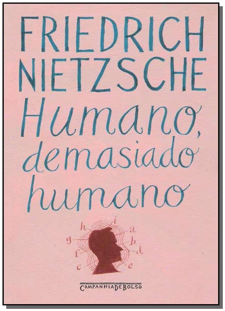 HUMANO, DEMASIADO HUMANO - BOLSO